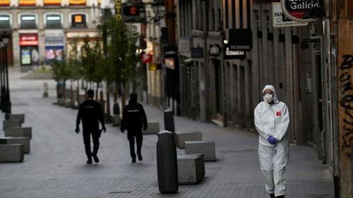 করোনা: স্পেনে ঝুঁকিতে স্বাস্থ্যকর্মীরা