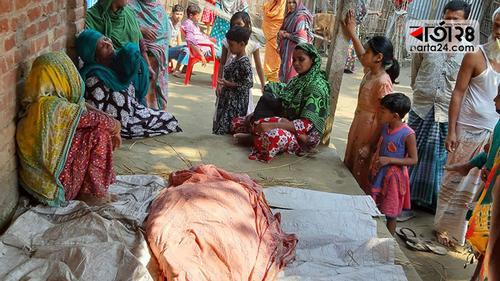 ঠাকুরগাঁওয়ে ট্রেনের ধাক্কায় নারীর মৃত্যু