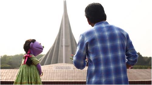স্বাধীনতা দিবসে সিসিমপুরের বিশেষ পর্ব 'আমার দেশ, আমার গর্ব'