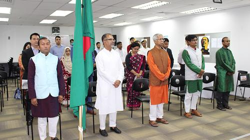 Independence Day of Bangladesh celebrated in Singapore