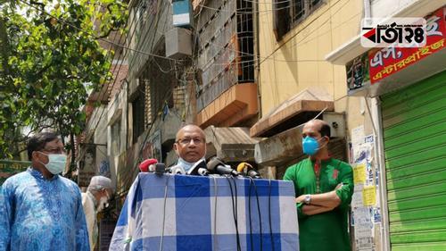 'করোনাভাইরাসের সংক্রমণ বিস্তার নিয়ন্ত্রণে আছে'