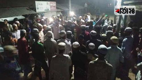 গুজবে নির্ঘুম রাত কাটলো হবিগঞ্জবাসীর