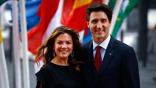 Trudeau's wife wins corona battle