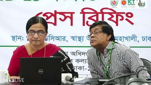 '২৪ ঘণ্টায় ১০৯ জনের নমুনা সংগ্রহ, করোনার সংক্রমণ নেই'