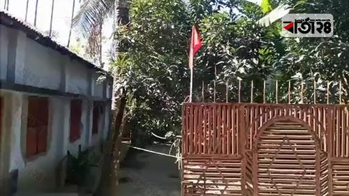 নাটোরের বাগাতিপাড়ায় ৭ বাড়ি লকডাউন