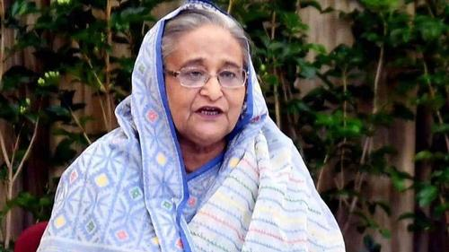 'We are the nation of heroes, we are ready to face any disaster'- Sheikh Hasina