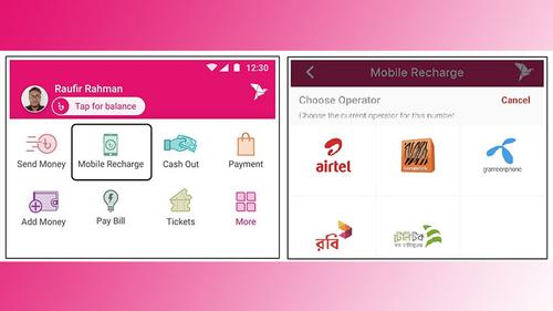 Uninterrupted mobile services ensured through bKash mobile recharge during lockdown