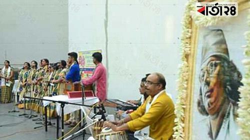 ছায়ানট কলকাতার আয়োজনে 'কথায় ও গানে নজরুল'