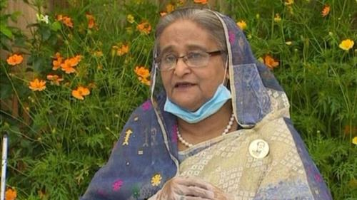 'Bangladesh would advance removing all barriers'- Sheikh Hasina