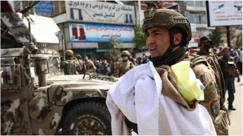 আফগানিস্তানে পৃথক দুই হামলায় নবজাতকসহ নিহত ৪০