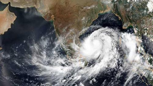 How the cyclone gets named 'Amphan'