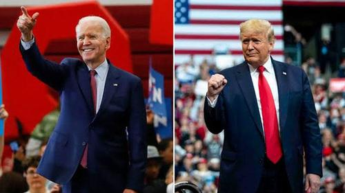 'Corona Super Spreader' Trump's campaign ends in scandal, Biden excited