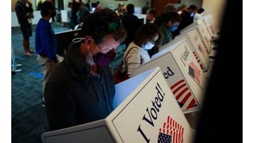 US presidential election: every vote is important