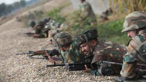 Exchange of fire on Indo-Pak border: 15 dead