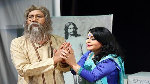 ২৭ নভেম্বর আসছে প্রাঙ্গণেমোর- এর নাটক 'আমি ও রবীন্দ্রনাথ'