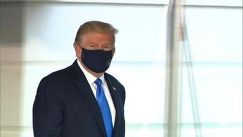 Corona infected Trump has been given Remdesivir drug