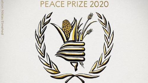 Nobel Peace Prize 2020 for WFP