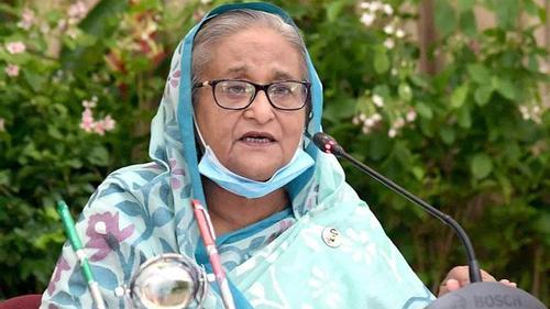 দুর্যোগ মোকাবিলায় বিশ্বকে পথ দেখিয়েছে বাংলাদেশ: প্রধানমন্ত্রী