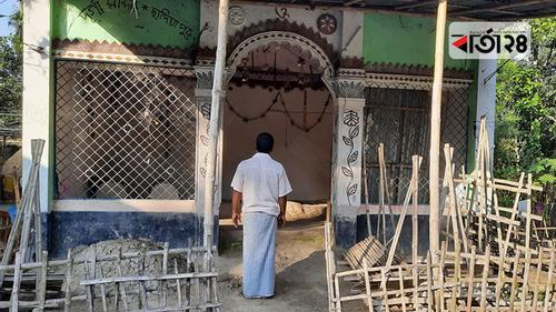 দুর্গোৎসবে বন্যার প্রভাব, ঢাক বাজবে না ছান্দিয়াপুর মন্দিরে
