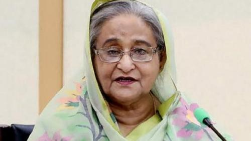'Both Corona infection and mortality rate are low in Bangladesh'- Sheikh Hasina