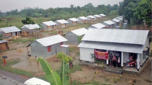 মুজিববর্ষে সবার জন্য ঘর নিশ্চিতে সর্বাত্মক কাজ করছে সরকার