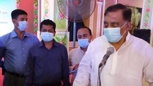 'অসাম্প্রদায়িক চেতনার নীতিতে চলছে বাংলাদেশ'