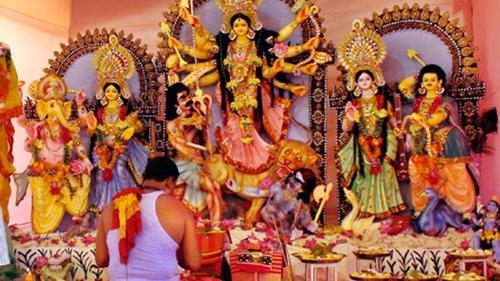 Today is Happy 'Vijoya Dashami'