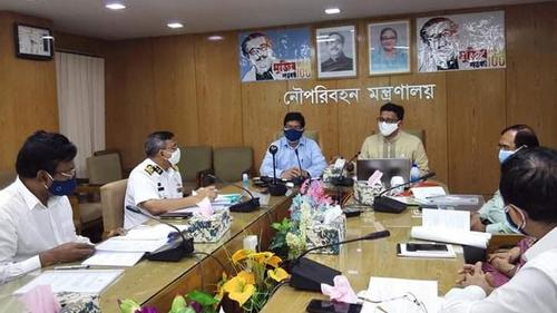 Shipping State Minister directs to shift all dockyards from Buriganga bank