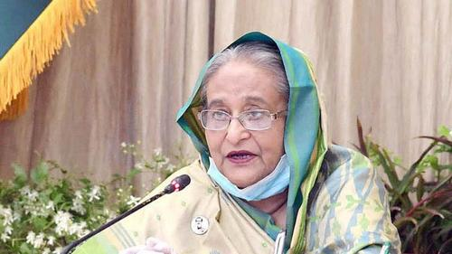 'I want to build up TSC with a new look'- Sheikh Hasina