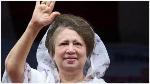 Govt. extends Khaleda's release for more 6 months