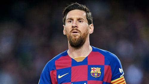 Messi confirms that he is staying with Barca