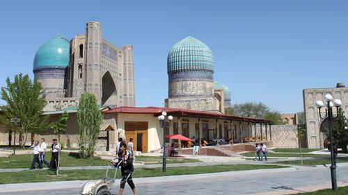 মুসলিম ঐতিহ্য ও বিখ্যাত মনীষীদের দেশ উজবেকিস্তান