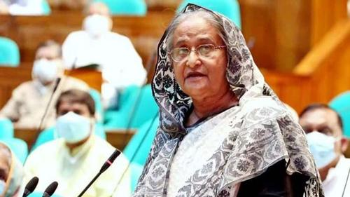 'BNP-Jamaat knows a good art of lying' – Sheikh Hasina