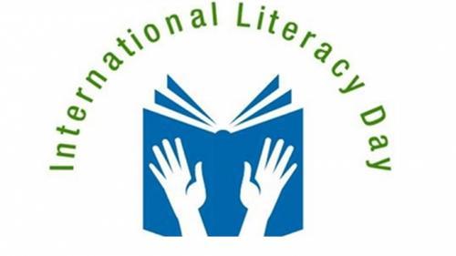 International Literacy Day today