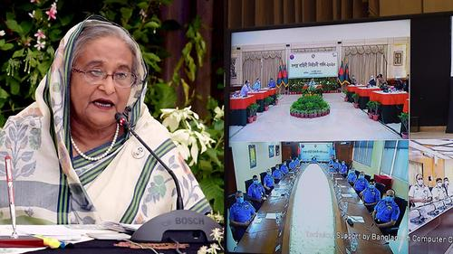 PM stresses on patriotism and spirit of liberation war in Armed Forces