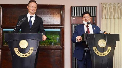 Hungary wants safe repatriation of Rohingyas
