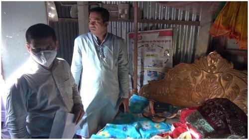 বাল্যবিয়ে দেওয়ার দায়ে বর-কনের পরিবারকে ৪০ হাজার টাকা জরিমানা