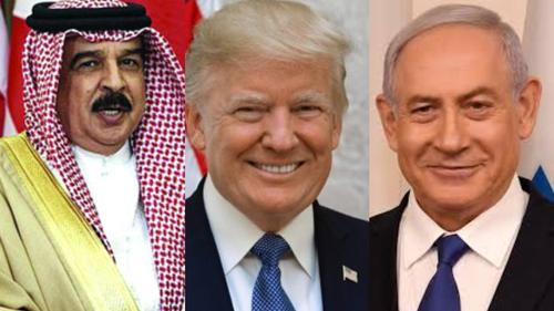 Bahrain, Israel agree to normalize relations