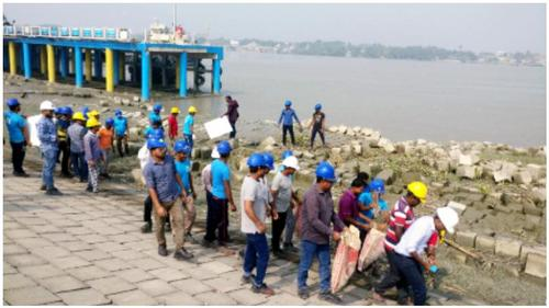 Energypack is working to save the rivers of the country