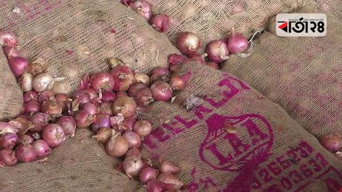 India suddenly halts onion export