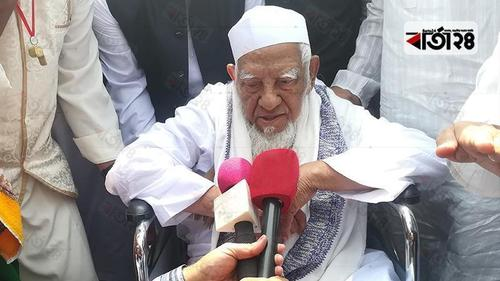 Allama Shafi passes away