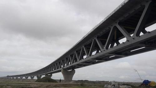 'Defects' in rail link of Padma Bridge project!