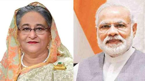 Hasina- Modi virtual meeting to be held in December