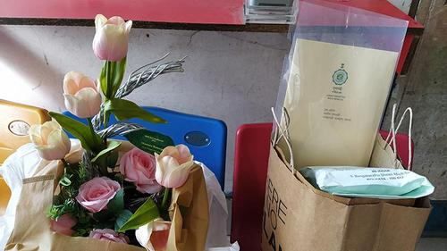 WB chief Minister Mamata sends gifts for Sheikh Hasina on her birthday