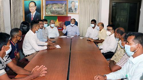 'এমসি কলেজের ঘটনায় দৃষ্টান্তমূলক শাস্তি নিশ্চিত করতে হবে'
