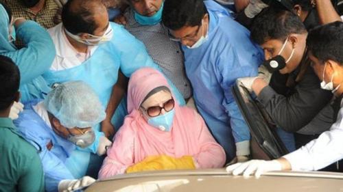 খালেদা জিয়া ভালো আছেন: চিকিৎসক