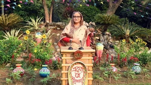 'এবারও ঘরে বসেই নববর্ষের আনন্দ উপভোগ করুন'