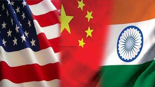 চীন, মার্কিন, ভারতের সম্পর্কের রসায়ন