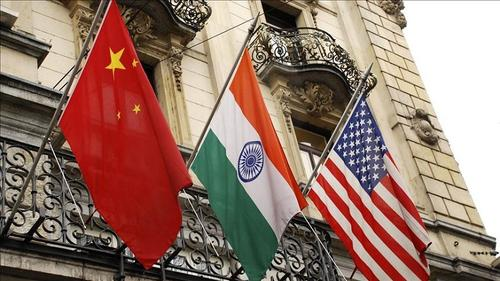 The Chemistry of China-US-India relations
