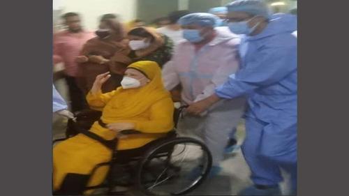 খালেদা জিয়াকে আরও এক-দু'দিন হাসপাতালে থাকতে হবে